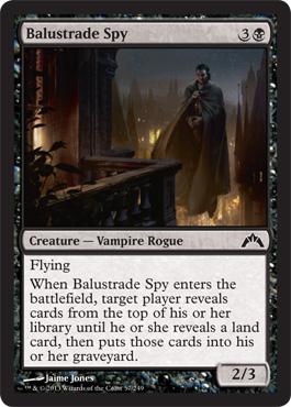 GTC Balustrade Spy