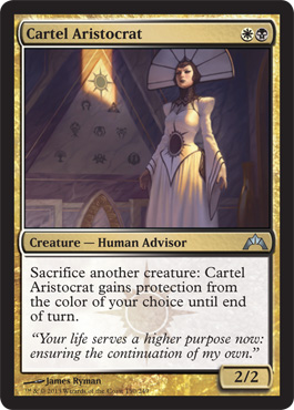 GTC Cartel Aristocrat