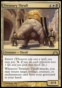 GTC Treasury Thrull