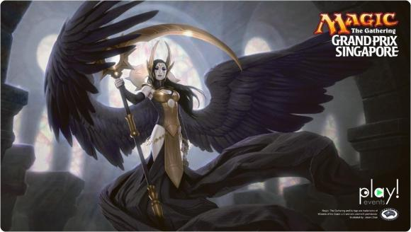 Deathpact Angel Playmat