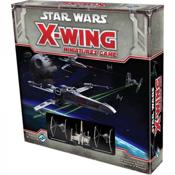X-Wing Minis