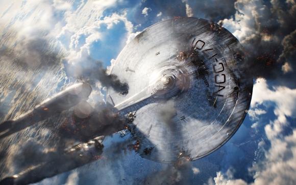 Enterprise Falling
